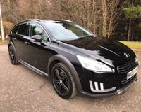 2013 PEUGEOT 508 SW 2.0 RXH HYBRID4 5d AUTO 200 BHP 4x4 £10999.00