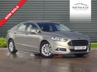 2015 FORD MONDEO 1.0 ECO BOOST ZETEC ECONETIC 5d 114 BHP £11495.00