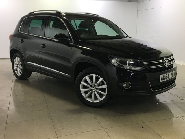 View our 2015 64 VOLKSWAGEN TIGUAN 2.0 MATCH TDI BLUEMOTION TECHNOLOGY 4MOTION 5d 139 BHP