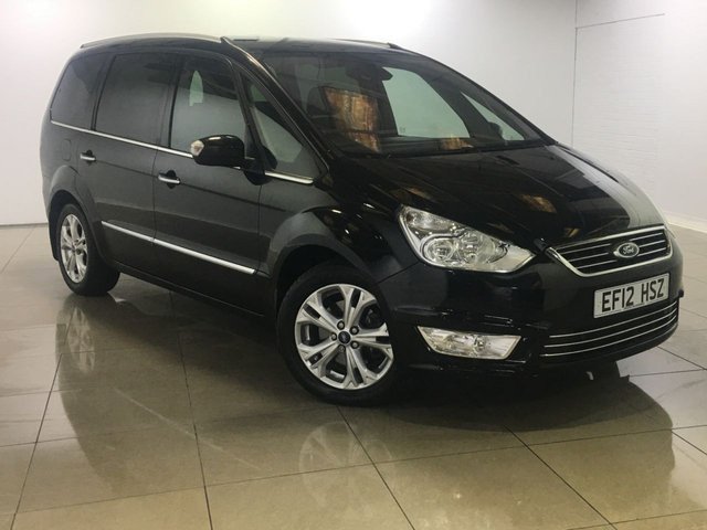 View our 2012 12 FORD GALAXY 2.2 TITANIUM TDCI 5d AUTO 200 BHP