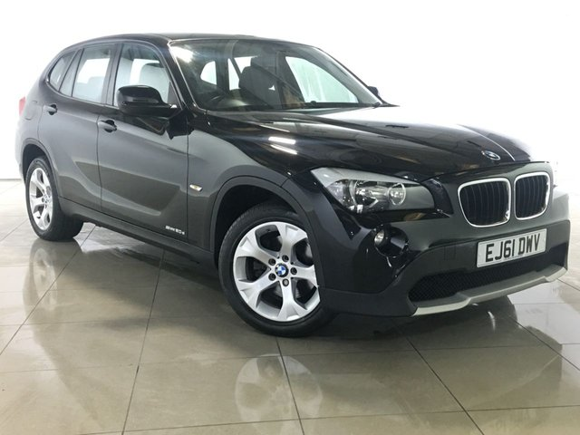 View our 2011 61 BMW X1 2.0 SDRIVE20D SE 5d AUTO 174 BHP