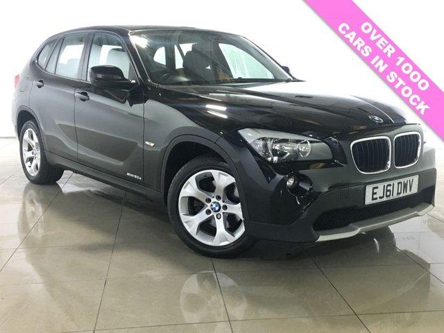 View our 2011 61 BMW X1 2.0 SDRIVE20D SE 5d AUTO 174 BHP