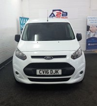 USED 2016 16 FORD TRANSIT CONNECT 1.6 200 TREND SWB 32264 Miles Three Seats, Bluetooth Dab Radio Ready to drive awauy. *Over The Phone Low Rate Finance Available*   *UK Delivery Can Also Be Arranged*           ___________       Call us on 01709 866668 or Send us a Text on 07462 824433