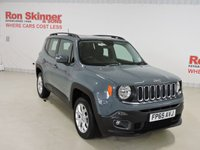 USED 2015 65 JEEP RENEGADE 2.0 M-JET LONGITUDE 5d 138 BHP