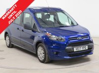 USED 2017 17 FORD GRAND TOURNEO CONNECT 1.5 ZETEC TDCI 5d 118 BHP ***1 owner, 7 Seats, Low miles, Heated Front and Rear Screen, Air Con and balance of Ford Warranty until 31st July 2020***