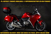 USED 2015 15 HONDA VFR1200F 1200CC 0% DEPOSIT FINANCE AVAILABLE GOOD & BAD CREDIT ACCEPTED, OVER 500+ BIKES IN STOCK