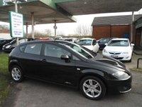 2012 SEAT LEON 1.6 CR TDI ECOMOTIVE S AC 5d 103 BHP £5495.00