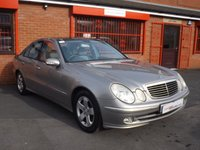 USED 2002 02 MERCEDES-BENZ E CLASS E220 CDI AVANTGARDE AUTO 2.1 4d FSH - MOT 2/19 - PAN ROOF