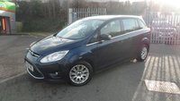 USED 2011 61 FORD GRAND C-MAX 2.0 TITANIUM TDCI 5d 138 BHP SEVEN SEATS!!