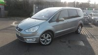 USED 2013 13 FORD GALAXY 2.0 TITANIUM TDCI 5d AUTO 138 BHP AUTOMATIC 7 SEATER WITH CRUISE CONTROL AND ALLOY WHEELS