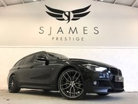 2017 BMW 3 SERIES 3.0 335D XDRIVE M SPORT TOURING 5d AUTO 308 BHP £27490.00
