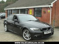 2011 BMW 3 SERIES 318D PERFORMANCE EDITION 4dr  £6990.00