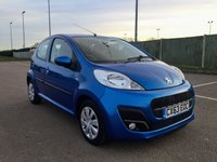 USED 2013 63 PEUGEOT 107 1.0 ACTIVE 5d 68 BHP