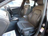 USED 2013 13 AUDI A4 3.0 TDI QUATTRO S LINE BLACK EDITION 4d AUTO 241 BHP ** SAT NAV * F/A/S/H ** ** SAT NAV * F/D/S/H * FULL LEATHER * CRUISE **