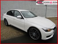 2014 BMW 3 SERIES 2.0 320D EFFICIENTDYNAMICS 4dr 161 BHP *PERFORMANCE BODY STYLING* £10995.00