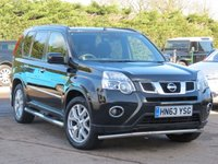 USED 2014 63 NISSAN X-TRAIL 2.0 DCI N-TEC PLUS 5d 171 BHP PANORAMIC ROOF, SAT NAV + 360 DEGREE PARKING CAMERA