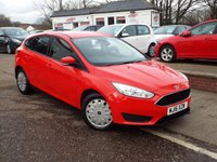 2016 FORD FOCUS 1.5 STYLE ECONETIC TDCI 5d 104 BHP £9999.00