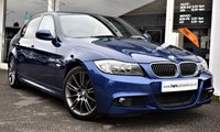 2011 BMW 3 SERIES 2.0 318D SPORT PLUS EDITION 4d 141 BHP M-SPORT Low Miles £10990.00