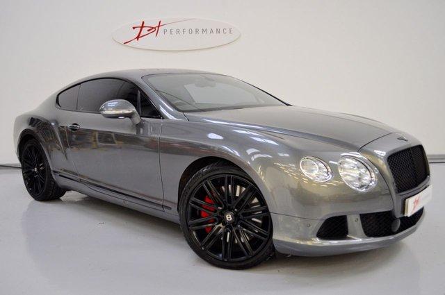2011 11 BENTLEY CONTINENTAL 6.0 GT 2d AUTO 553 BHP