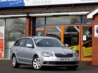 USED 2013 63 SKODA SUPERB 2.0 S TDI CR 5dr 139 BHP *ONLY 9.9% APR*