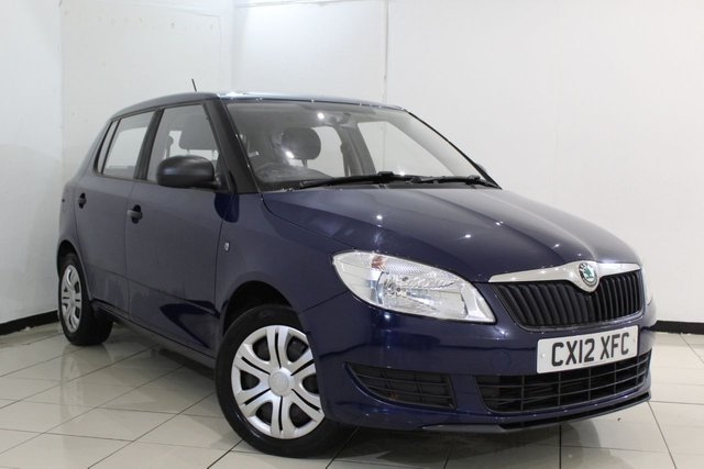 View our 2012 12 SKODA FABIA 1.6 S TDI CR 5DR 74 BHP