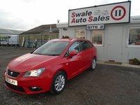 2012 SEAT IBIZA 1.4 SE 5d 85 BHP £5995.00