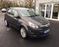 USED 2013 63 VAUXHALL CORSA 1.2 SE THIS VEHICLE IS AT SITE 1 - TO VIEW CALL US ON 01903 892224