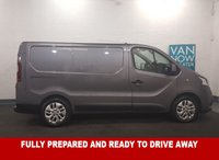USED 2015 64 RENAULT TRAFIC 1.6 SL27 SPORT ENERGY120 BHP  Sat Nav . Air Con ,Alloys ,Bluetooth .Ready to drive away .