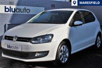 2014 VOLKSWAGEN POLO 1.2 MATCH EDITION 5d 59 BHP £7980.00