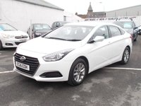 USED 2016 16 HYUNDAI I40 1.7 CRDI S BLUE DRIVE 4d 141 BHP scarce model