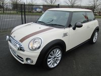 USED 2010 10 MINI HATCH COOPER 1.6 COOPER D MAYFAIR 3d 109 BHP Stunning Mayfair Special Edition