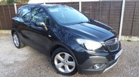 USED 2015 64 VAUXHALL MOKKA 1.7 EXCLUSIV CDTI S/S 5dr 1 Owner, Great Spec, VSH