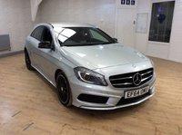 2015 MERCEDES-BENZ A CLASS 1.5 A180 CDI BLUEEFFICIENCY AMG SPORT 5d AUTO 109 BHP £16995.00