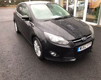 USED 2012 62 FORD FOCUS 1.6 TDCI TITANIUM 115 BHP THIS VEHICLE IS AT SITE 1 - TO VIEW CALL US ON 01903 892 224