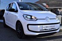 USED 2012 12 VOLKSWAGEN UP 1.0 TAKE UP 3d 59 BHP £20 PER YEAR TAX
