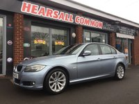 USED 2008 58 BMW 3 SERIES 2.0 320D SE 4d 175 BHP