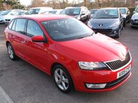 2015 SKODA RAPID 1.2 SPACEBACK SE TECH TSI 5d 85 BHP £8000.00