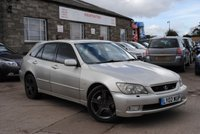 2002 LEXUS IS 3.0 300 SPORTCROSS 5d AUTO 211 BHP £995.00