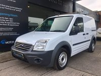 2011 FORD TRANSIT CONNECT 1.8 T200 LR 1d 75 BHP £4495.00