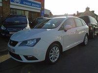2012 SEAT IBIZA 1.4 SE 5d 85 BHP £5294.00
