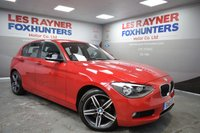 USED 2011 61 BMW 1 SERIES 1.6 116I SPORT 5d 135 BHP Bluetooth , Low miles, Rear Park Sensors, Dynamic Driving modes