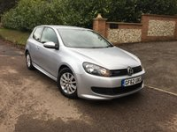 2012 VOLKSWAGEN GOLF 1.6 S TDI BLUEMOTION 3d 103 BHP PLEASE CALL TO VIEW £5000.00