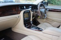 USED 2007 57 JAGUAR XJ 2.7 EXECUTIVE V6 4d AUTO 204 BHP