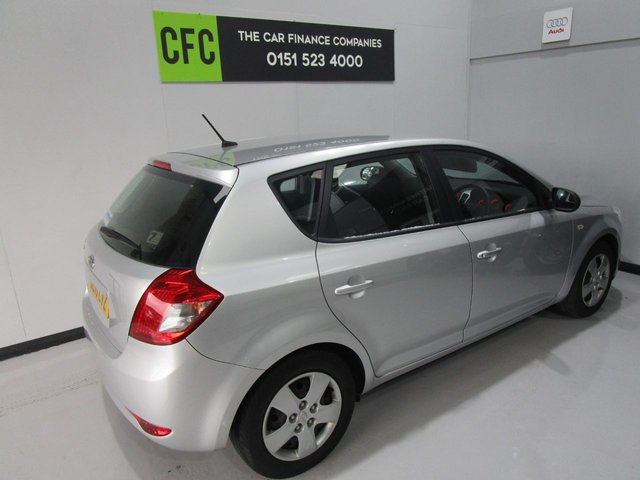 2010 Kia Ceed 1 4490