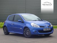 USED 2008 08 RENAULT CLIO 2.0 RENAULTSPORT 197 3d 195 BHP CLEAN CAR, HOT HATCH, AIR CON