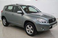 2007 TOYOTA RAV4 2.0 XT5 VVT-I 5d AUTO 151 BHP £5850.00