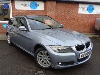 2009 BMW 3 SERIES 2.0 318I ES TOURING 5d 141 BHP £4500.00
