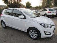 2013 HYUNDAI I20 1.4 ACTIVE 5d AUTO 99 BHP £6900.00