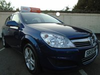 USED 2009 59 VAUXHALL ASTRA 1.6 ACTIVE 5d 115 BHP GUARANTEED TO BEAT ANY 'WE BUY ANY CAR' VALUATION ON YOUR PART EXCHANGE