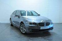 2012 BMW 5 SERIES 2.0 520D SE 4d AUTO 181 BHP £10895.00